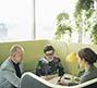 espacios para reuniones en oficinas abiertas y ágiles